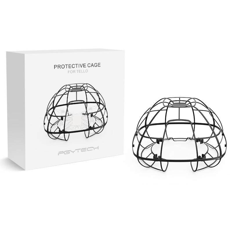 Four Season Big Sale High Strength Ball Shape Protective Cover Shell For Pgytech Tello Drone Rc Airplane Accessory By Four Season Big Sale.