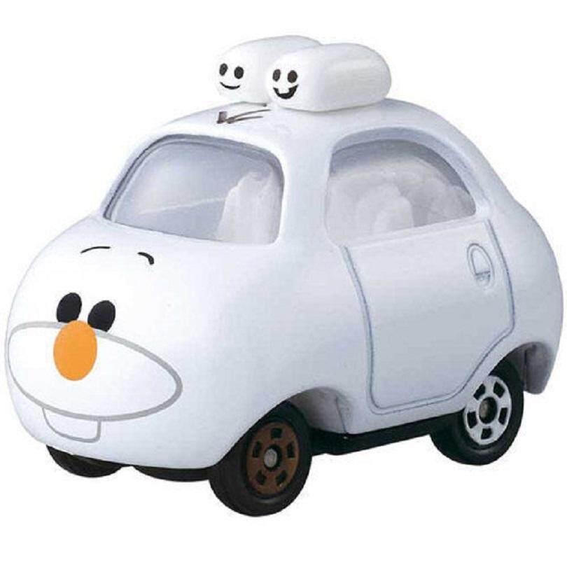 Disney Tsum Tsum Tomica Diecast Model Car - Olaf Toys for boys