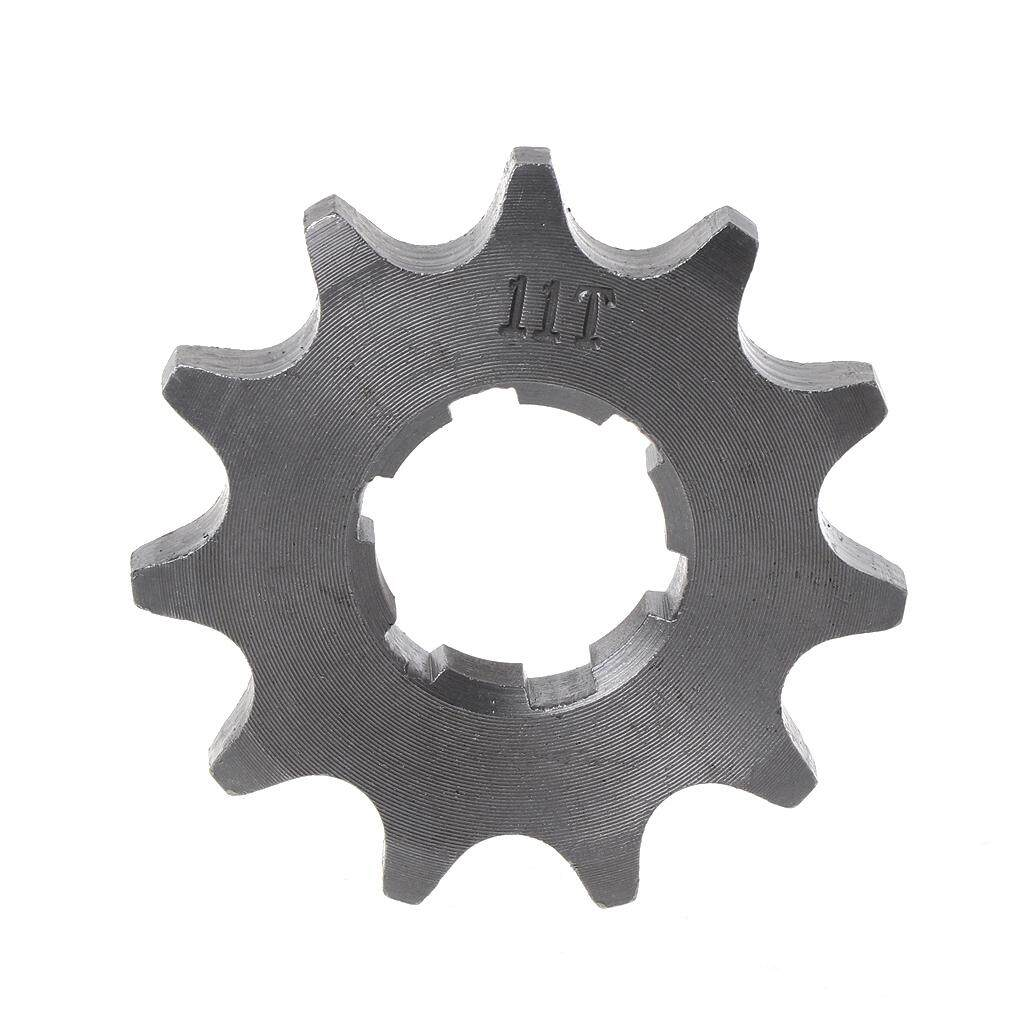 Off-Road Vehicle Motorcycle Front Sprocket Gear Hole Inner Dia 20mm 11t By Yiyiya-Baby.