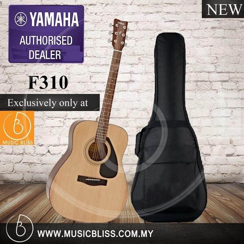 Yamaha F310 Acoustic Guitar with Free Gig Bag (F-310) Malaysia