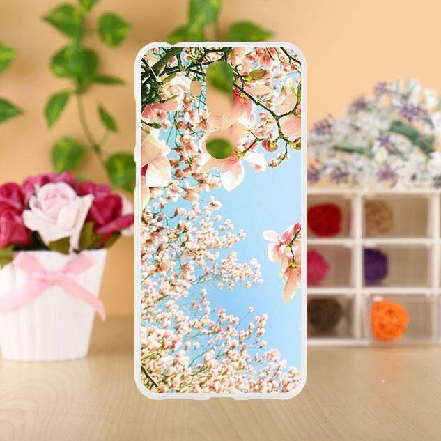 Taoyunxi DIY Dicat Ponsel TPU Lembut Sarung UNTUK ASUS ZenFone 5 Lite ZC600KL Asus ZenFone 5 Lite (2018) 6.0 Inch Covers Soft Silikon Penutup Belakang Shock-Proof Sarung Selular