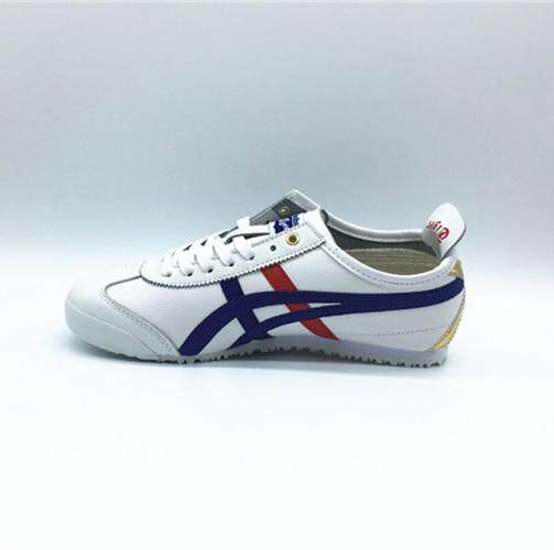 Comfortable Running Shoes Popular High Quality Sports Shoes FluidFit Newest Sneakers NYLON Official Casual Asics-Onitsuka-Tiger Mexico 66 Women's EU:36 Beige Green - intl