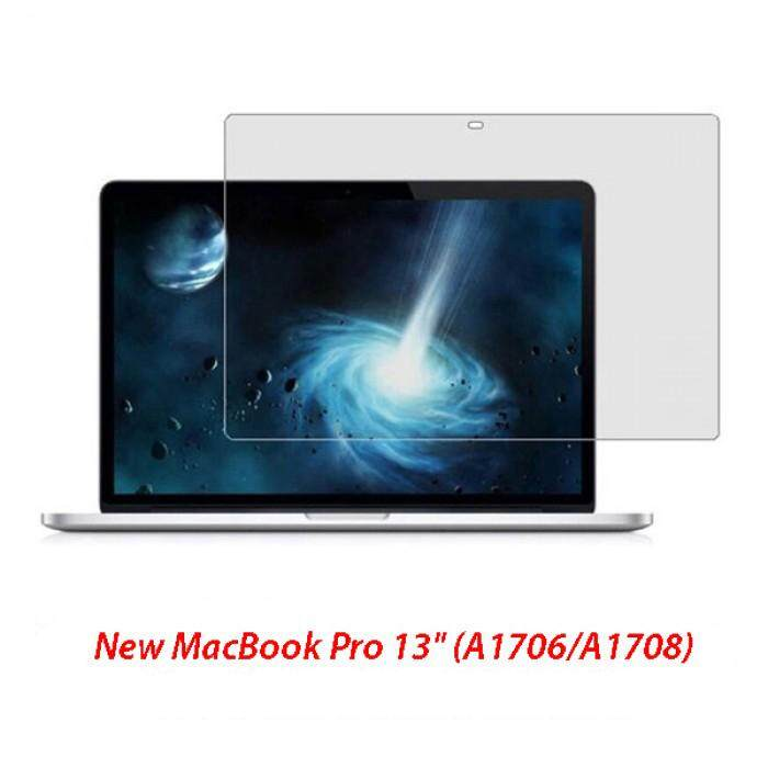 Clear LCD Screen Protector Cover Skin For Apple New MacBook Pro 13 (A1706/A1708) - Transparent Malaysia