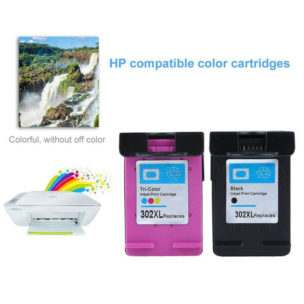 JinGle Non-OEM Ink Cartridge for HP 63 XL for HP 63 Officejet 2620 for ENVY 4500