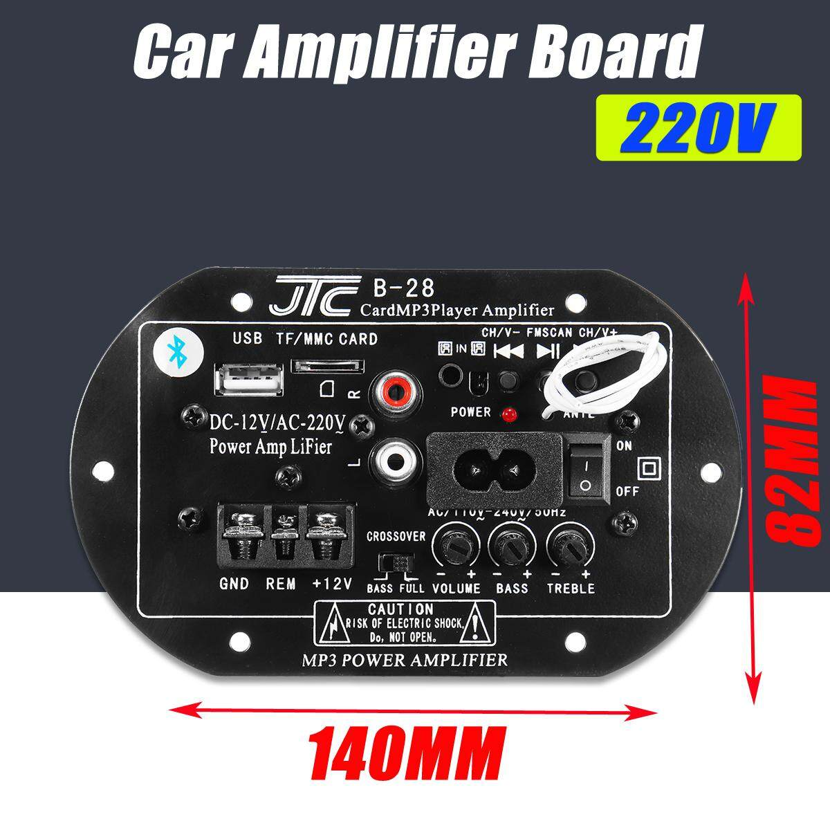 Car Amplifier For Sale Audio Online Brands Prices 25w Hifi With Mosfet 12 220v Bluetooth Subwoofer Bass Power Board Tf Usb