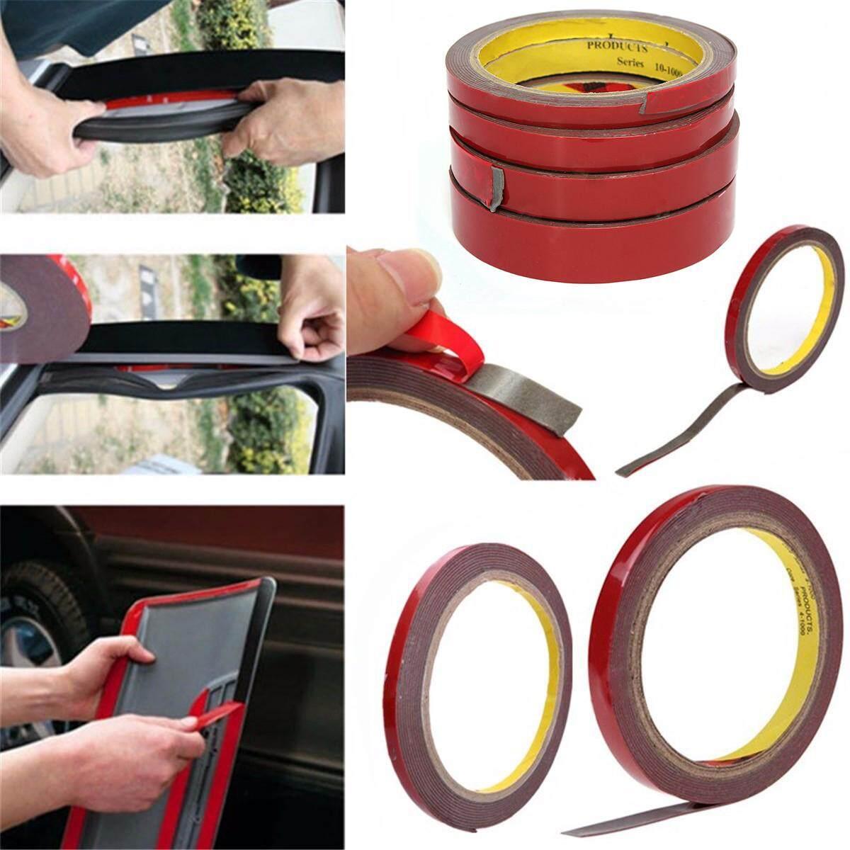 Jual Tape Perekat Terbaik 3 Pcs Pelindung Ujung Kabel Karakter Sj0003 M Permanen Kuat Dua Sisi Plester Super Lengket Roll Untuk Kendaraan 12 Mm