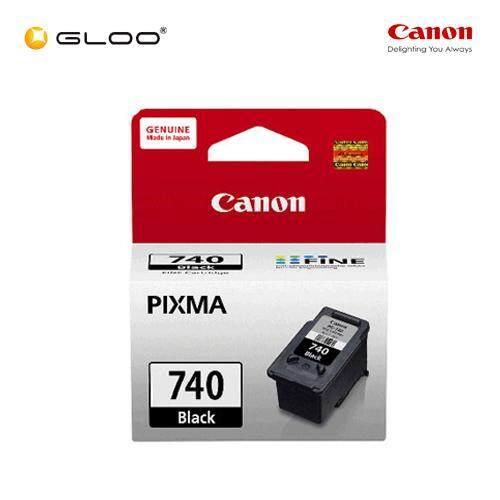 Canon PG-740 Ink Cartridge - Black