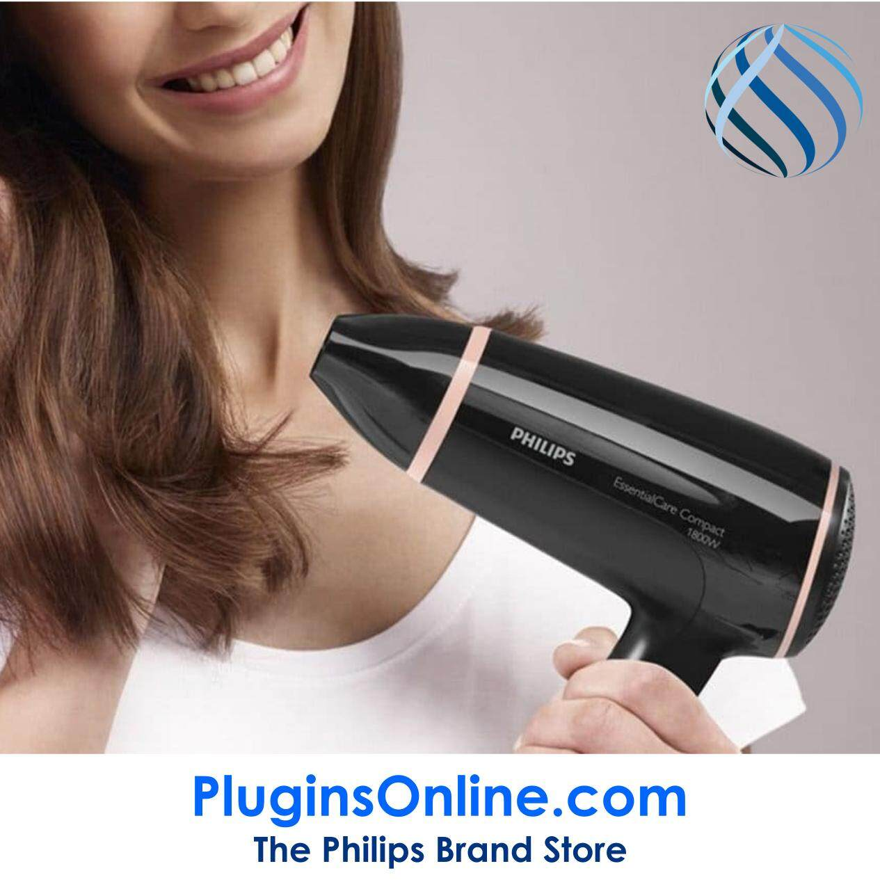 Philips BHD004/03 Essential Care Hairdryer (BHD004)