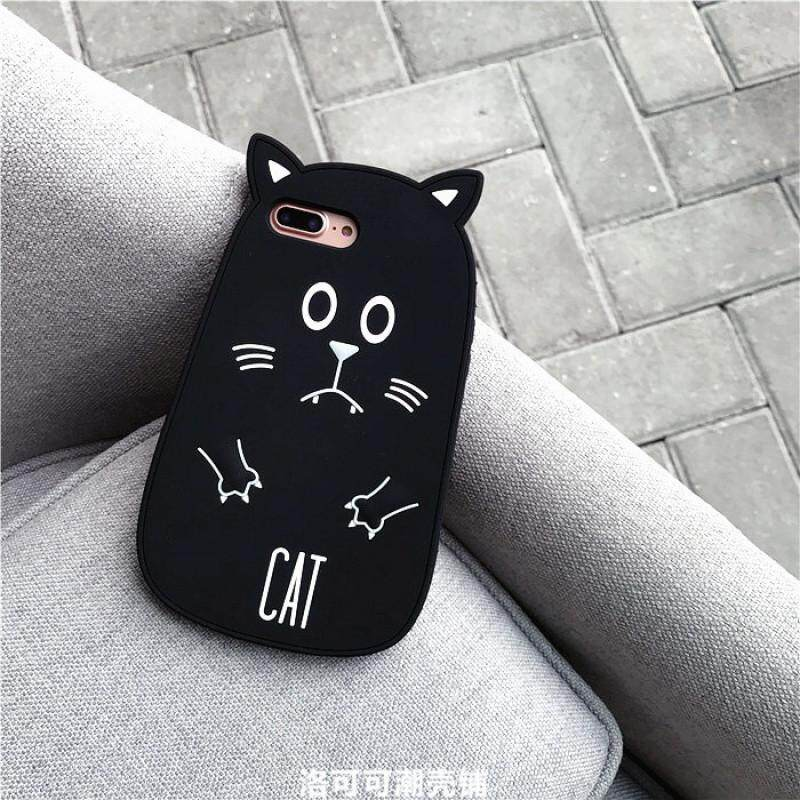 Korea lovely cartoon animal apple X cellular phone hull Huo gum iphone the 8/6/7 pluses defend to fall off a soft set of 5 s lovers(The 5/5 s Huo gum brown lion)