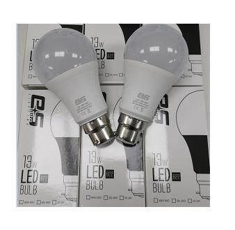 6 pcs ES lite led A60 bulb 13w B22 1200lumen 3000K Warm White