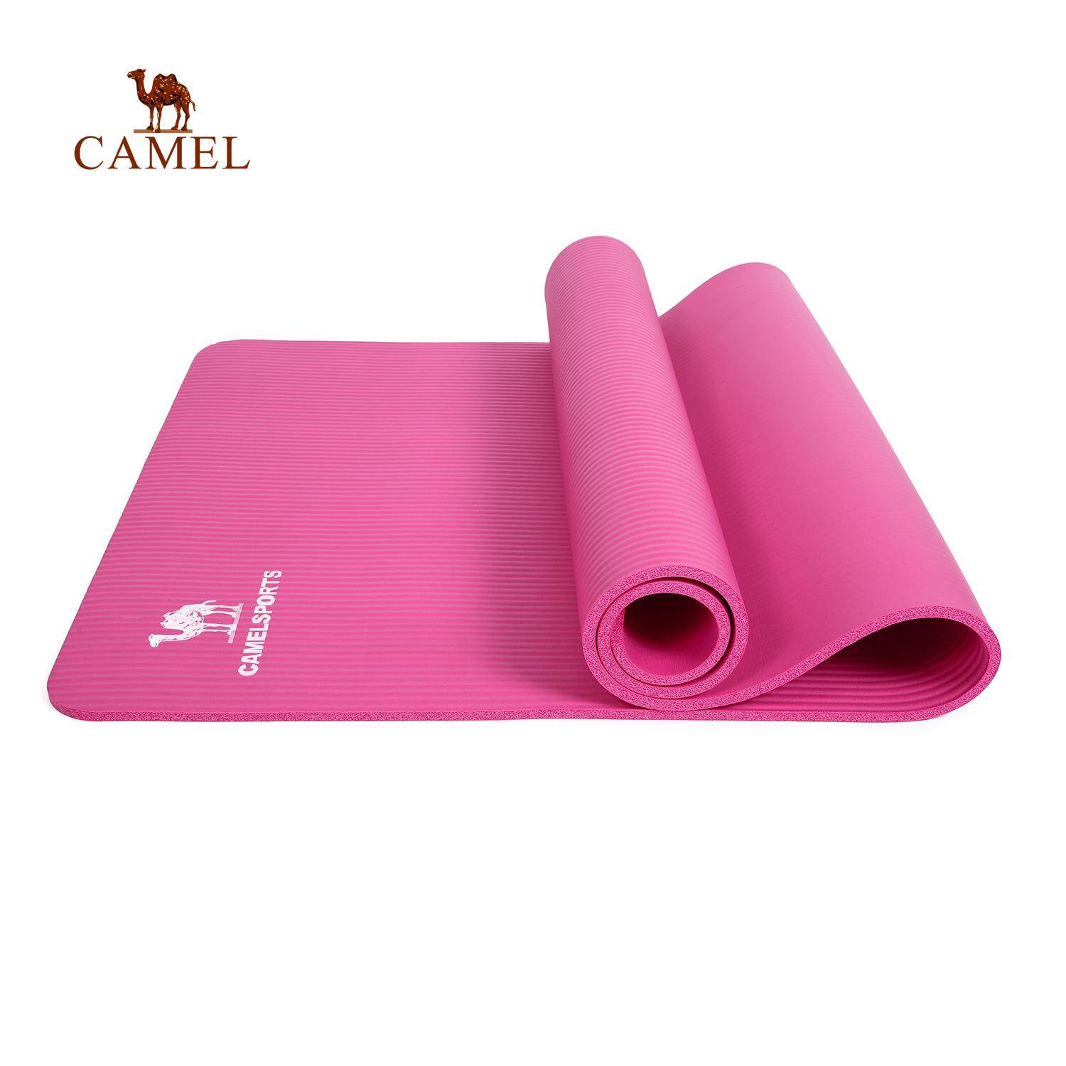 4ed4f50fc7 CAMEL Sports Outdoor Hight Quality 1CM Non-Slip Upgrade Lengthening Version Yoga  Mat For Fitness