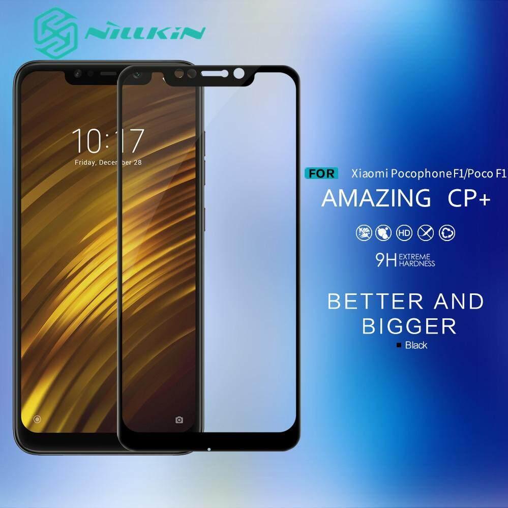 NILLKIN Amazing CP+ Nanometer Anti-explosion Tempered Glass Screen Protector for Xiaomi Pocophone F1 /