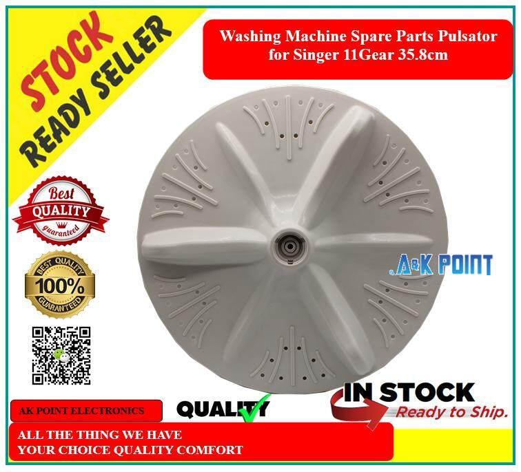 Washing Machine Spare Parts Pulsator or Singer 11Gear 35.8cm