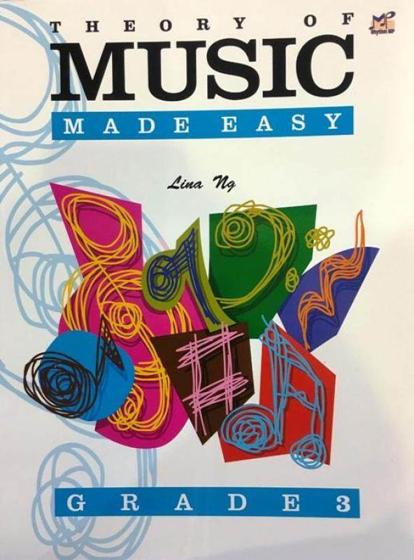 Theory of Music Made Easy Grade 3 by Lina Ng Malaysia