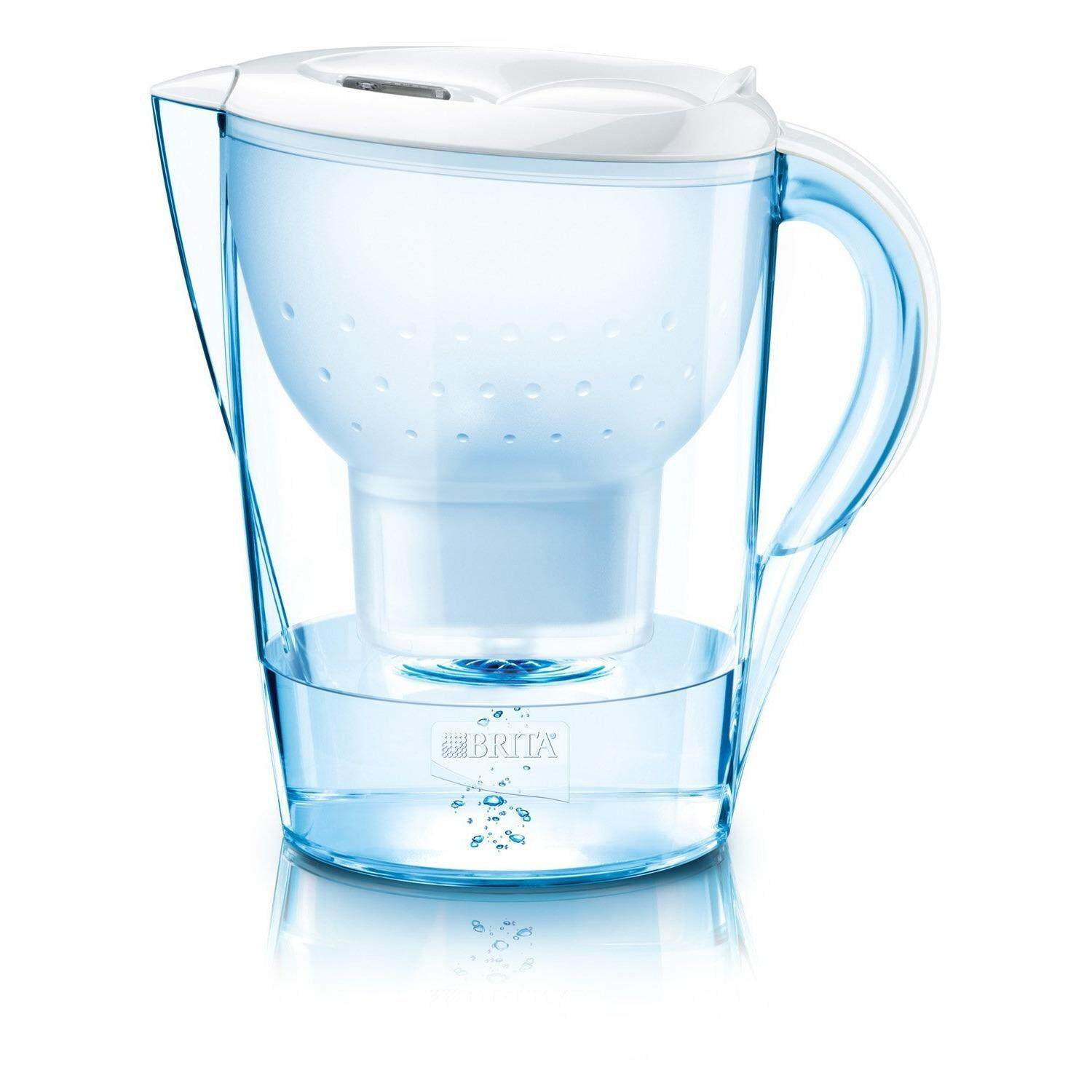 BRITA Marella XL Water Filter Jug, 3.5 L - White