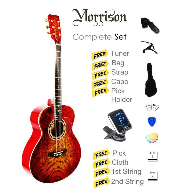 Passion 40 Acoustic Guitar Malaysia