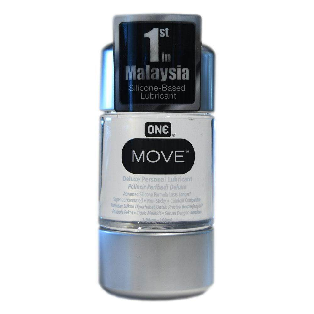One Move Silicone Lubricant 100ml Premium Sex Lube