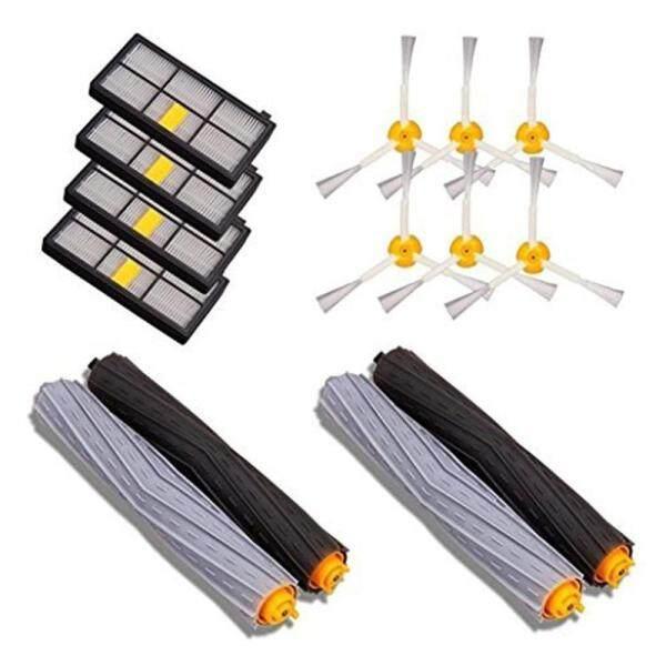 14PCS Accessories for iRobot Roomba 880 860 870 871 980 990 Replenishment Parts Spare Brushes Kit Singapore