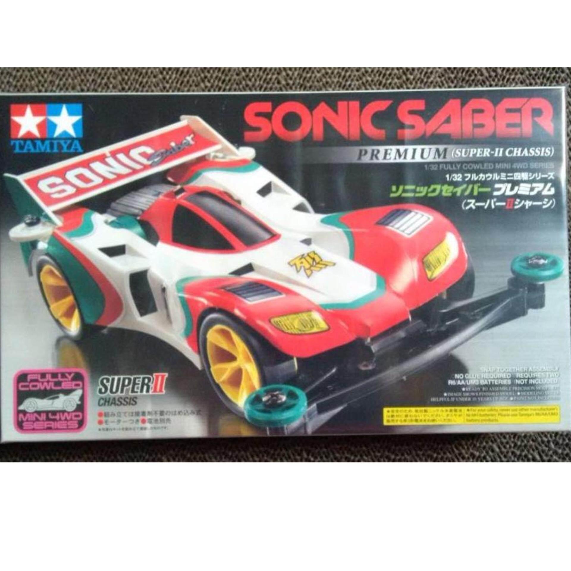 1/32 TAMIYA Sonic Saber Premium (Super II Chassis)