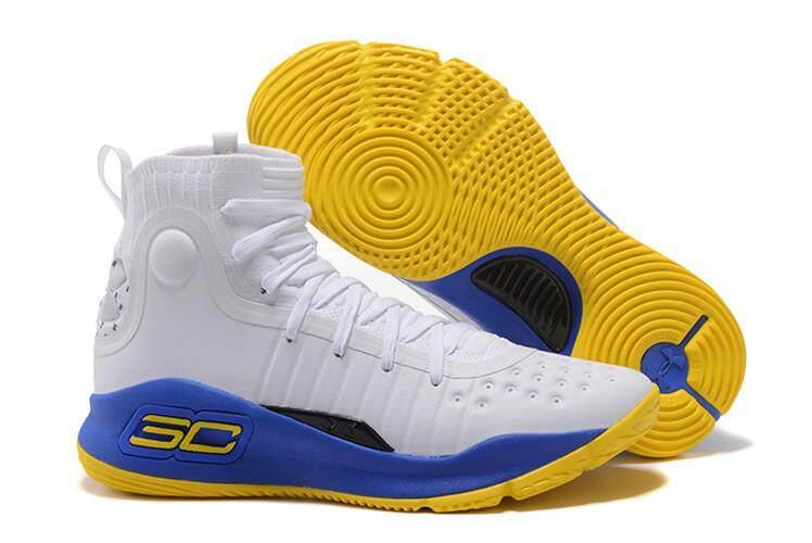 Rp 1.048.000. Under Armour Resmi Stephen Curry Curry 4 MID TOP SC Pria  Basketaball Sepatu Penjualan Global ... bbb3742ec8