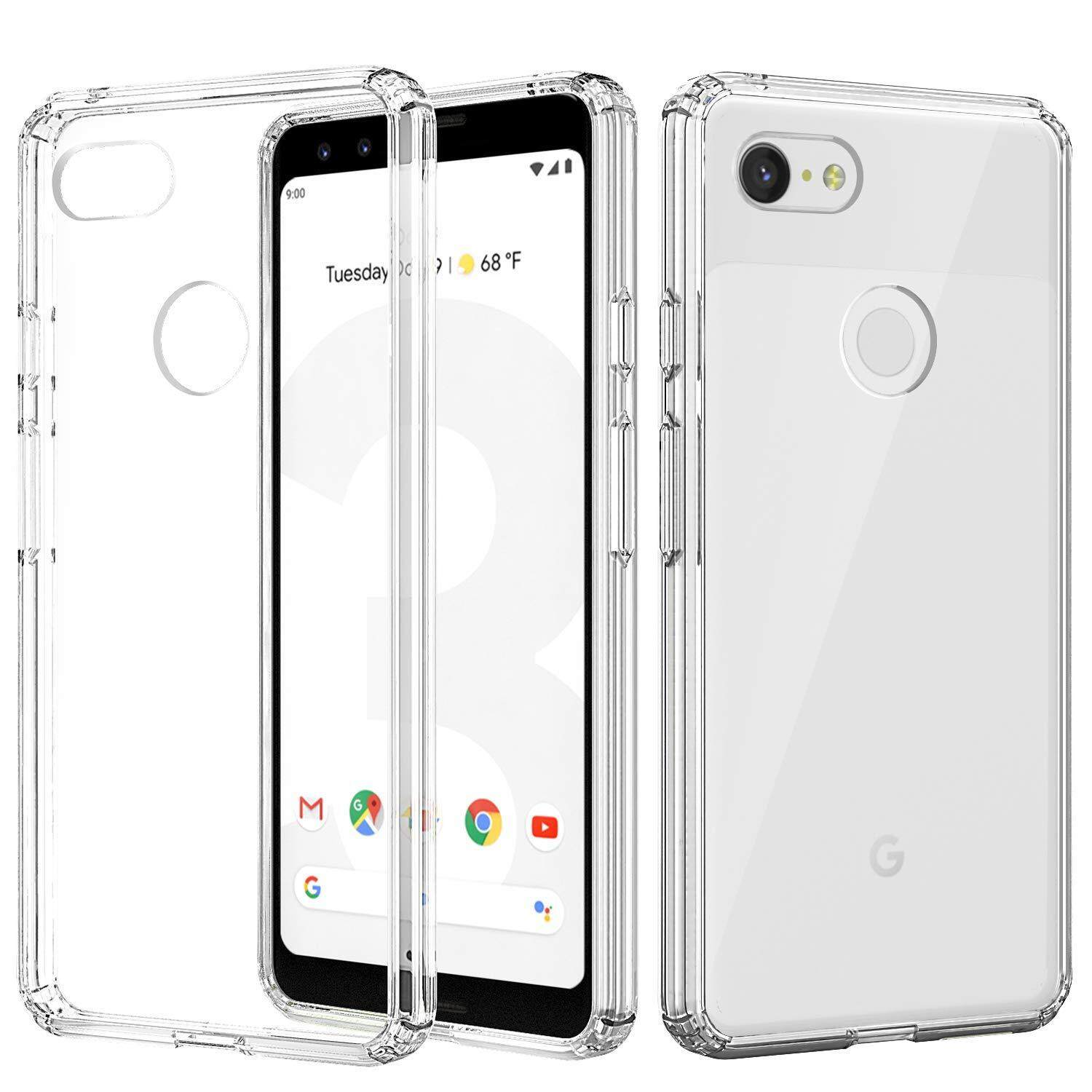 The Complete Protection Case Iphone Xr Spigen Clear Anti Shock Ultra Hybrid Original Casing Matte Black For Google Pixel 3 Tpu Bumper Cushion Cover Protective