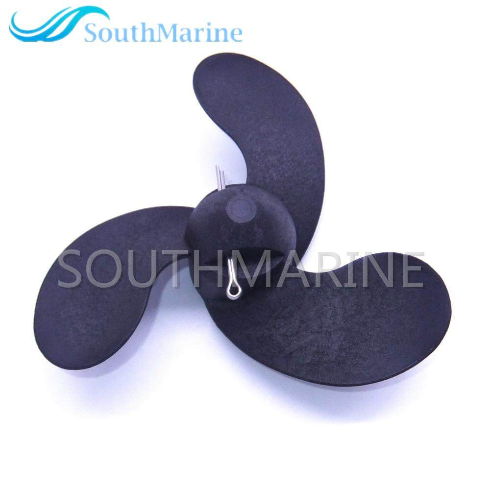 309-64107-0 30964-1070M Boat Aluminum Alloy Propeller for Tohatsu Nissan 7.4x5.7