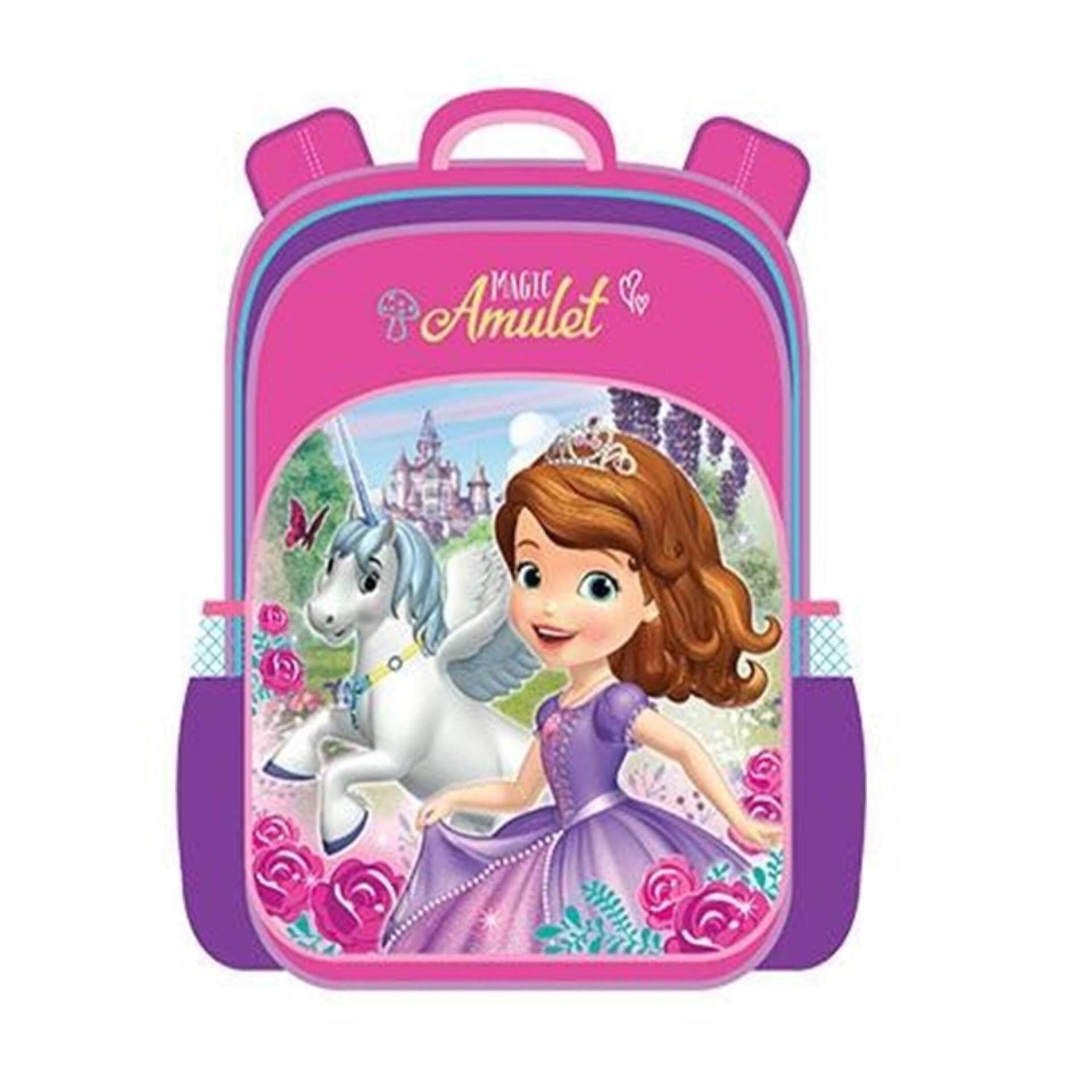 e87f1d74494 Disney Princess Sofia Pre School Backpack Kindergarten Nursery ...