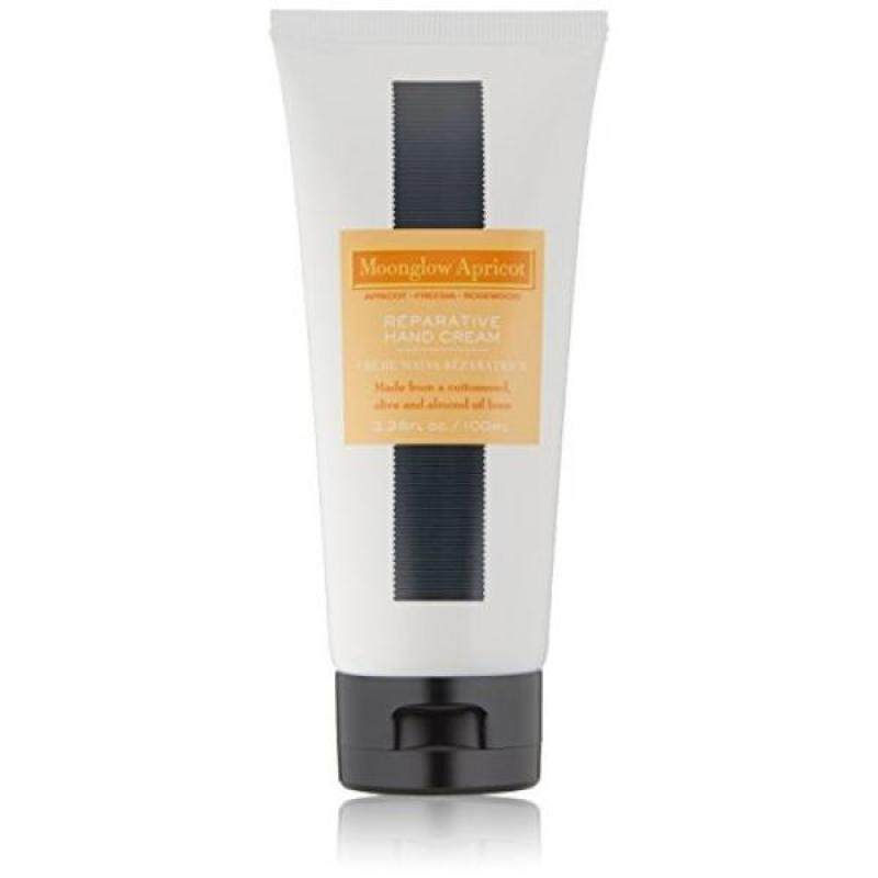 Buy LAFCO House & Home Reparative Hand Cream Tube, Moonglow Apricot, 3.38 Fl Oz - intl Singapore