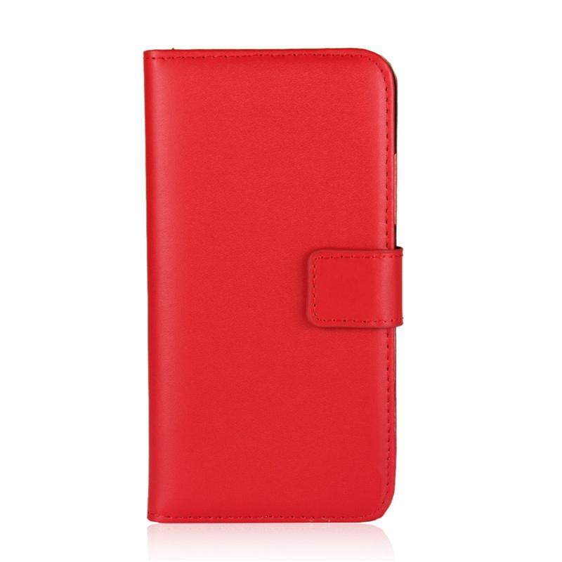 Features Flip Leather Wallet Case Card Slots Stand Wallet Shockproof