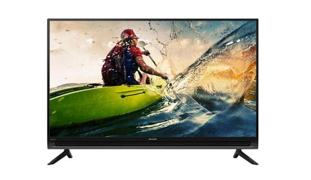 "Sharp 40"" Full HD LED TV LC40SA5100M (With USB Video, Photo & Music)"