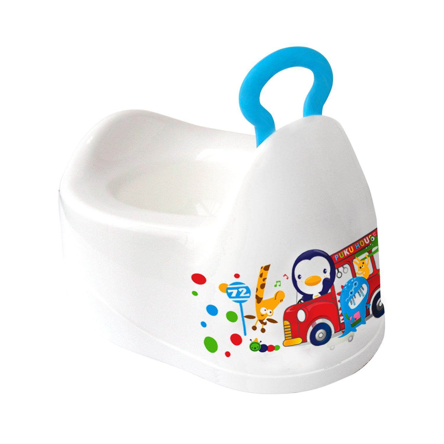 PUKU 3 In 1 Baby Simple Potty For Up 18 m+