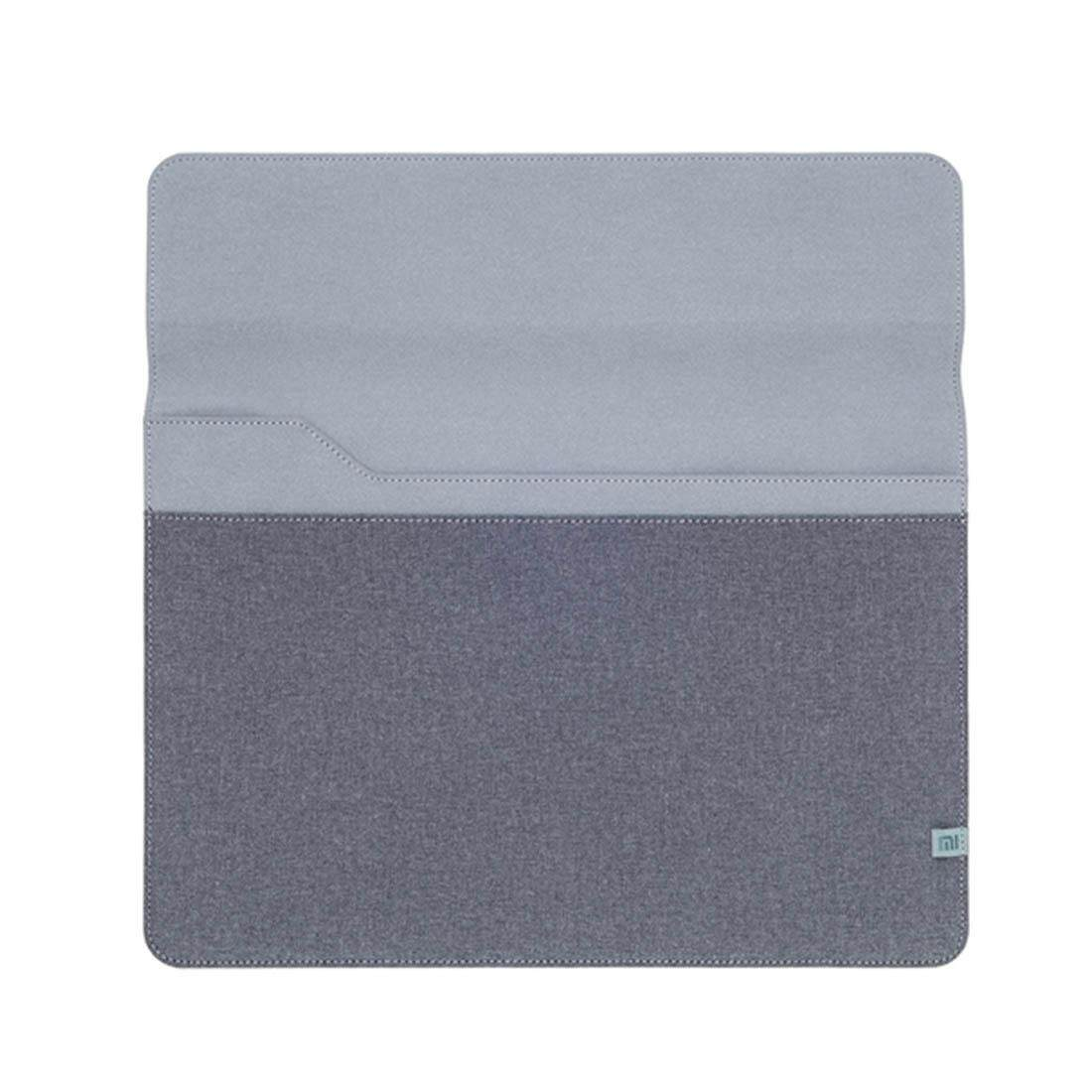 Fitur Original Xiaomi Laptop Sleeve Envelope Business Bag Fiber Case Macbook Air 11 Inch Grey Matte Detail Gambar Inner Package For Mi Notebook 125 116