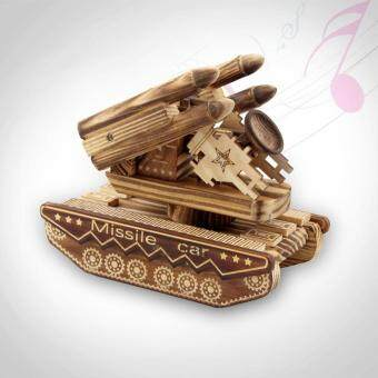 Creative Gifts Student College Students Birthday Wooden Music Boxes Home Crafts