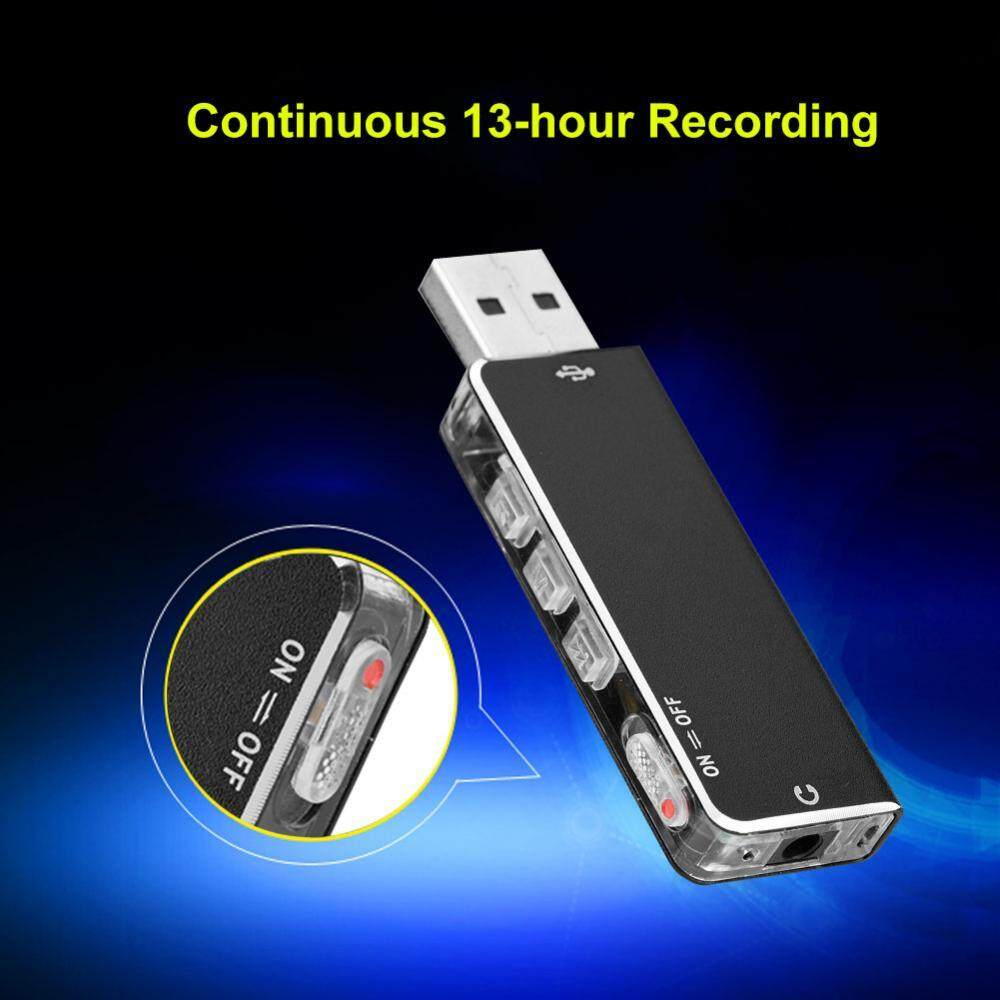 8gb Mini Digital Voice Recorder 13 Hour Separate Recording U Disk Audio Intl Record And Playback Circuit Schematic