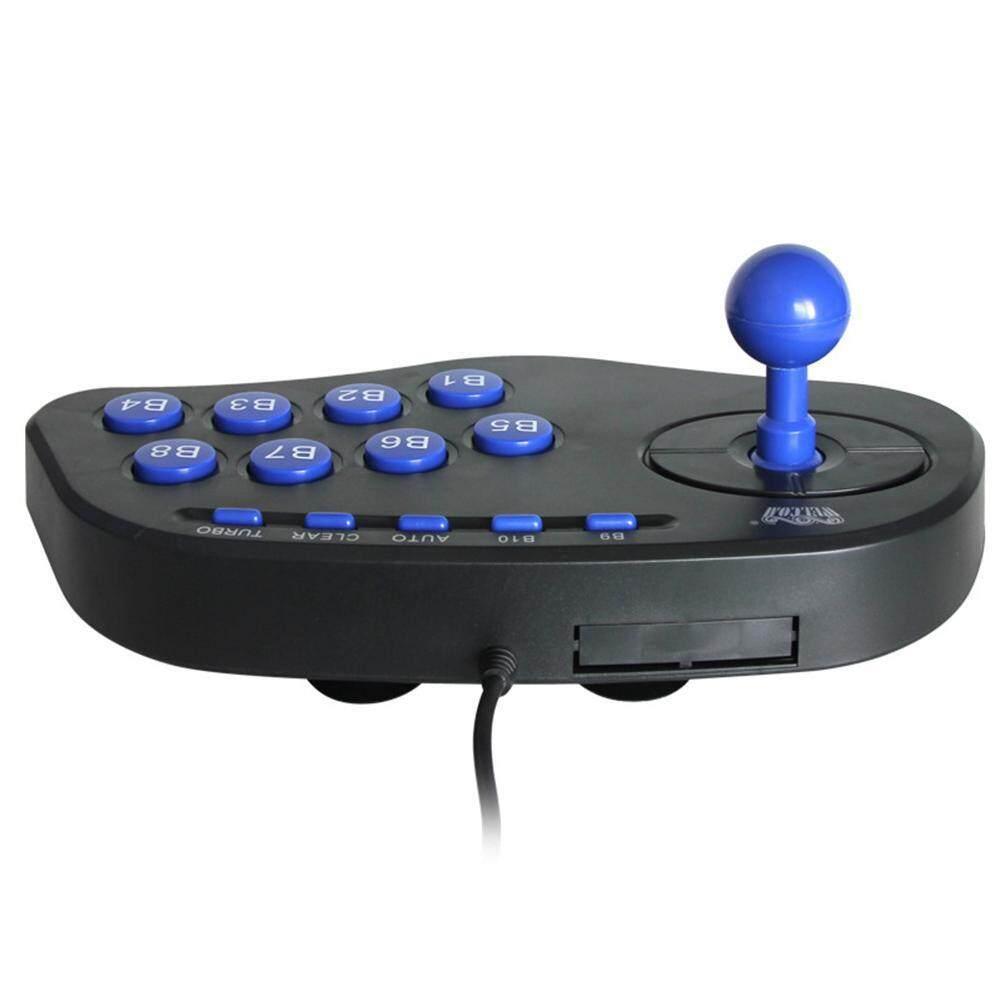 Poya USB Arcade Fighting Stick Joystick Gaming Controller Gamepad Video Game For PC - intl