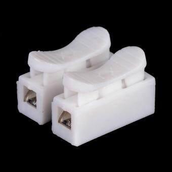 Bandingkan Toko 30 Sets dari 2 Pin Kawat Conzoahu 30 Pcs Banyak 2 Pin Konektor Kabel