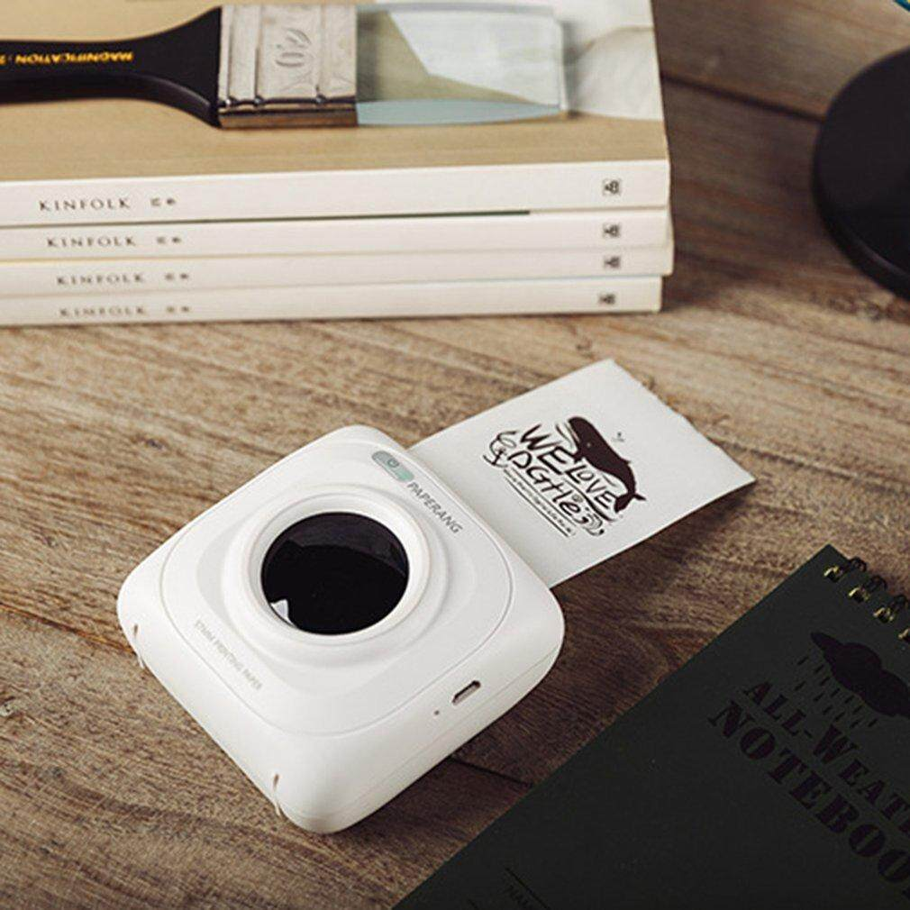 Ubest Paperang P1 Small Wireless Bluetooth 4.0 Mobile Phone Instant Photo Printer white