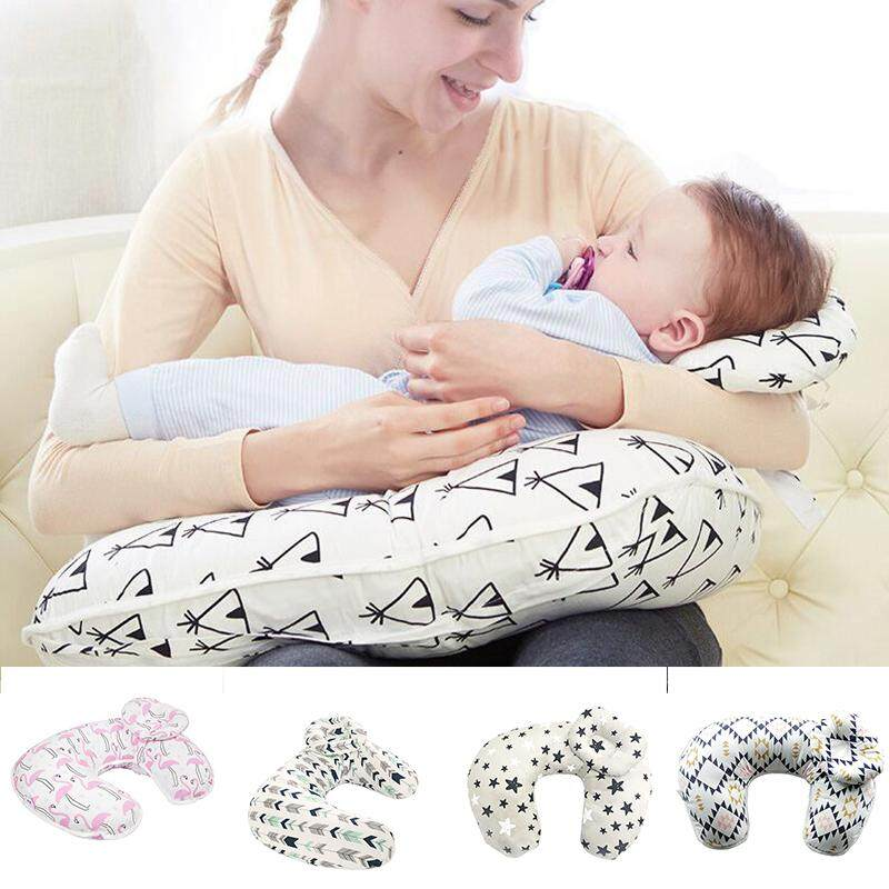Backpacks & Carriers Multifuntional Baby Breast Pillow Pregnant Mother Maternal Breast Pillow U-type Baby Feeding Pillow Non-Ironing Mother & Kids