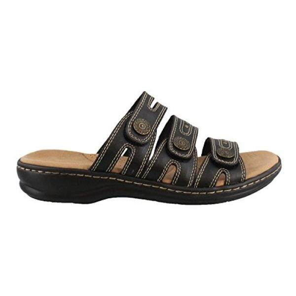 CLARKS Leisa Lakia Womens Sandal 11 B(M) US Black - intl