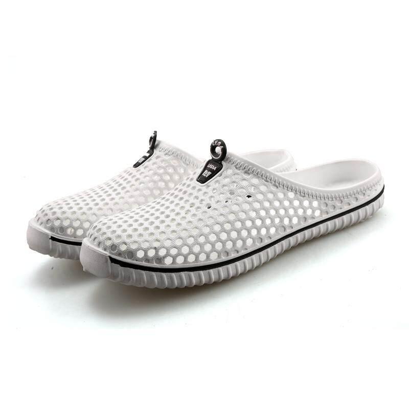 Summer Sandals Men Soft Garden Shoes Casual Slippers Water Slipony Beach Flip Flops Croc