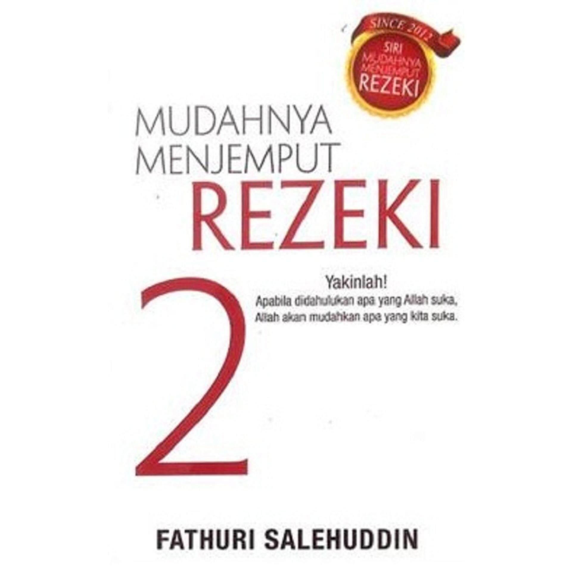 Mudahnya Menjemput Rezeki #2  Isbn: 9789671173411  Author:  Fathuri Salehuddin