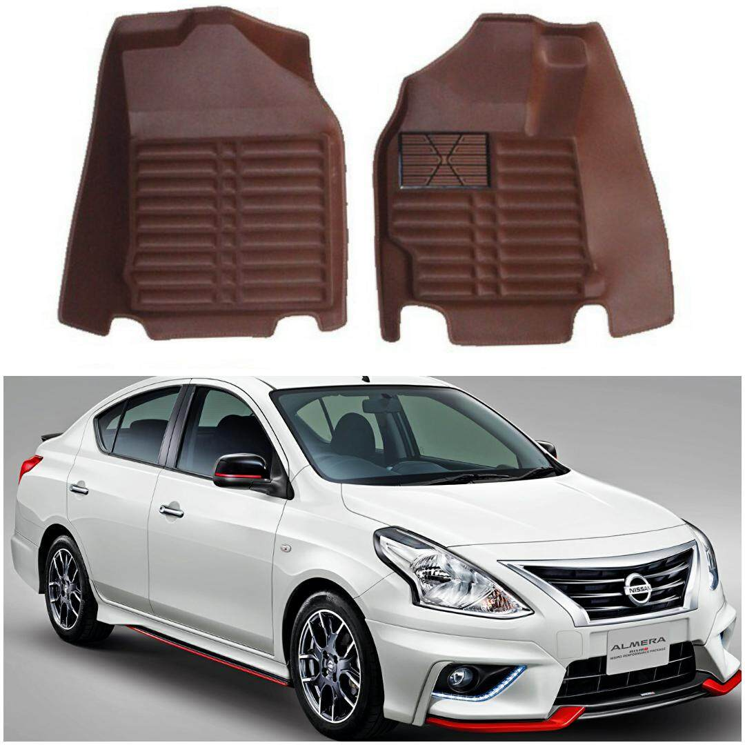 Nissan Almera Floor Mat Anti-Slip