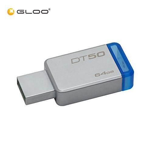 Kingston 64GB DataTraveler 50 USB 3.0 Flash Drive (DT50/64GB)