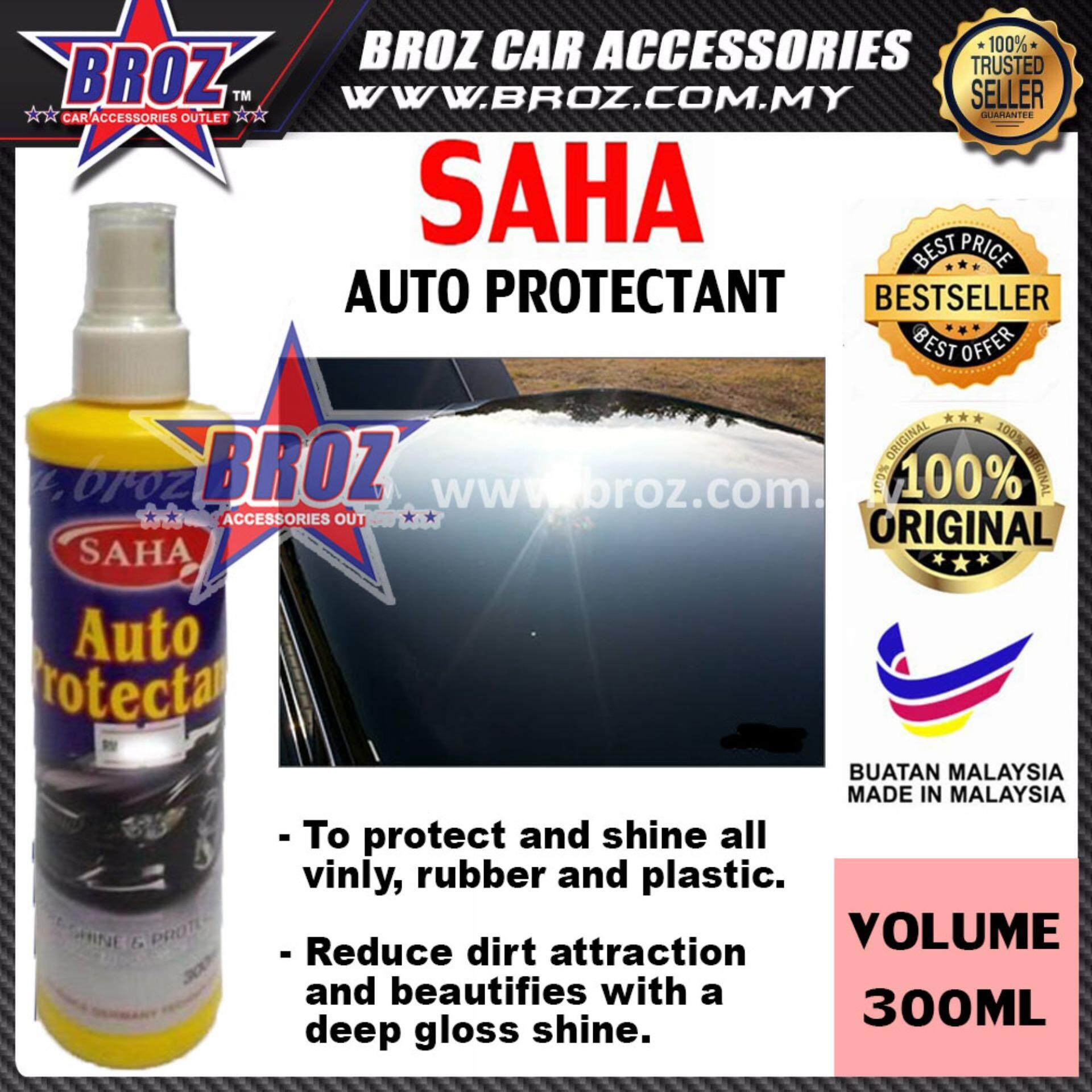 Broz SAHA Auto Protectant Extra Shine & Protection 300ML