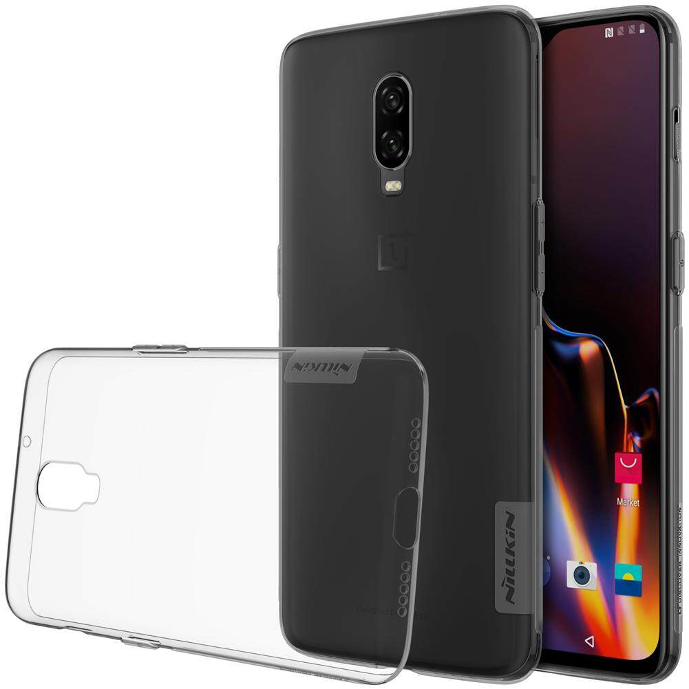 NILLKIN Nature 0.6mm TPU Case for OnePlus 6T