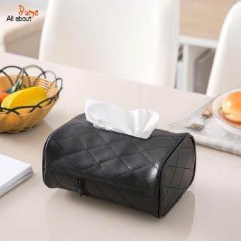 ถูกที่สุดในวันนี้ ABH Tissue Boxes Napkin Holder Auto Home Use Paper Cover Case Holder buy - มีเพียง ฿106.00