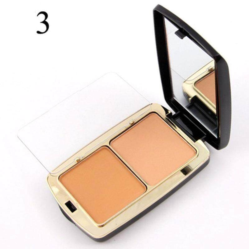 Miss Rose 2 Compact Powder & 1 Creamy Foundation No # 03