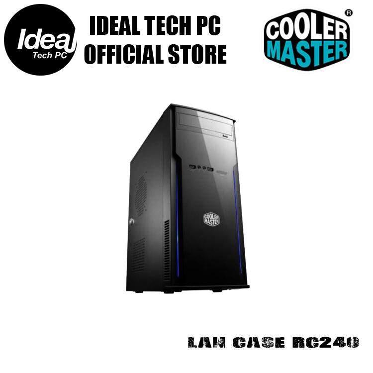 *Stock Clearance* Cooler Master Lan Case RC240-KKN2 Malaysia
