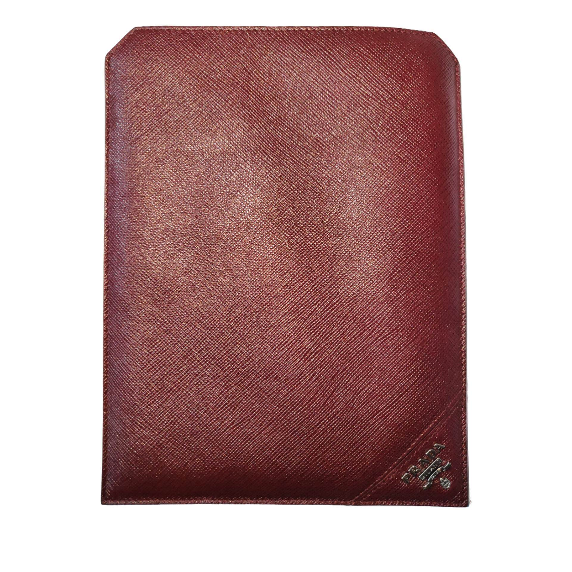 Malaysia Prada Saffiano Leather Uni Ipad Cover