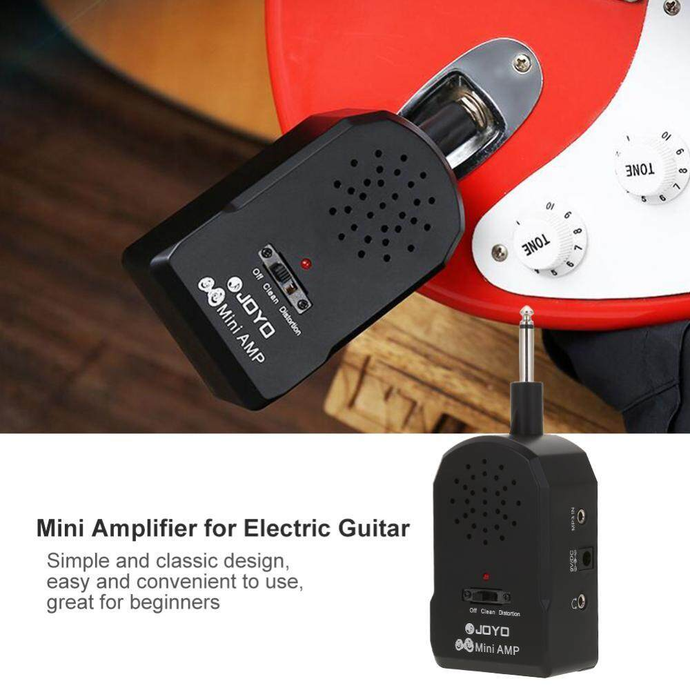Guitar Amp For Sale Electric Best Seller Prices Schematic Gibson G100a Amplifier G10 Rongshida Ja 01 Mini Mp3 Input 35mm With Earphone Intl